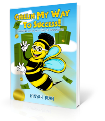 book cover: Chillin My Way To Success